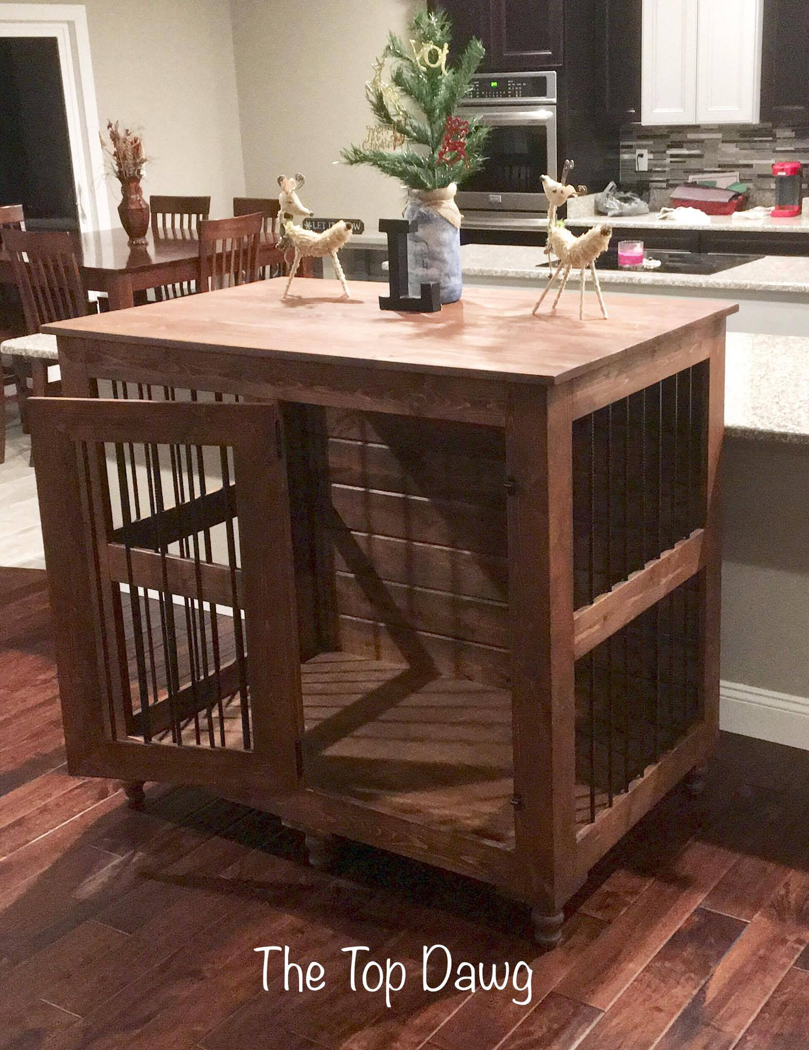 single doggie kennel – k&t top dawg premier kennels